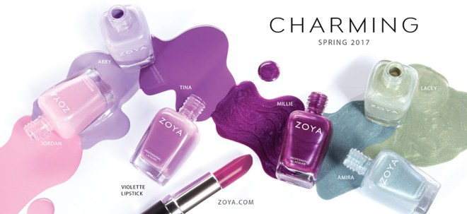 Zoya Charming - Spring 2017 Collection