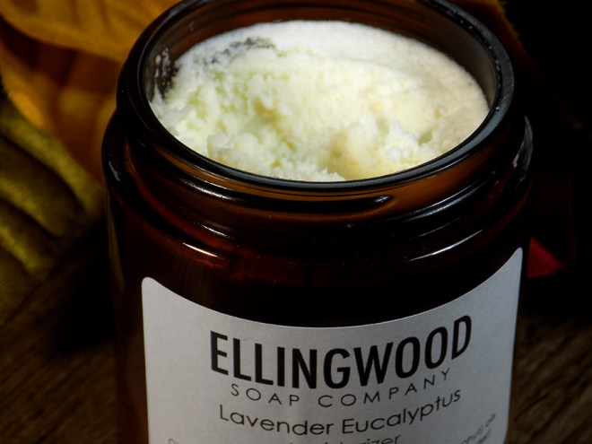 Ellingwood Soap Company Hamilton - Lavender Eucalyptus Soap Review