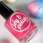 Joy & Polish Co Pink About It Swatch & Review