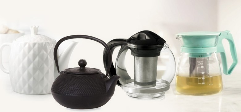 Stokes Think Kitchen Tea Buys - Affordable Tea Pots