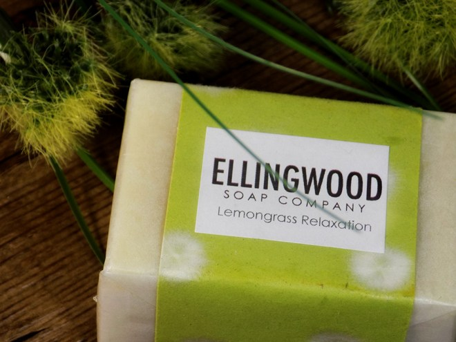 Ellingwood Soap Company Hamilton - Lemongradd Relaxation Soap Review