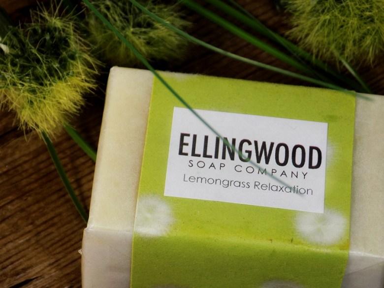Ellingwood Soap Company Hamilton - Lemongradd Relaxation Soap Review