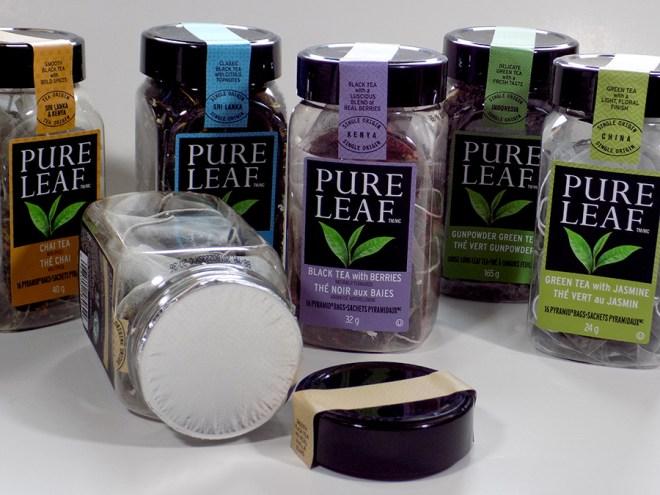Pure Leaf Tea Review Canada Loose Leaf and Bagged Teas
