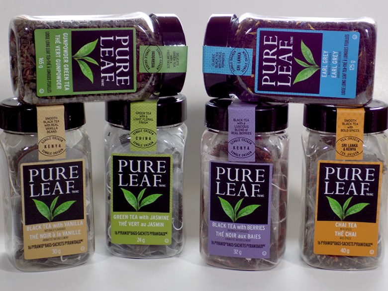 Pure Leaf Tea Review Canada Loose Leaf and Bagged