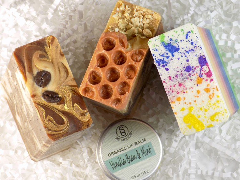 Small Batch Soaps - Canadian Indie Review - Soaps and Lip Balm