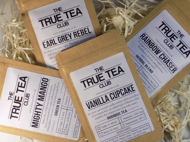 The True Tea Club Review Canada March Teas