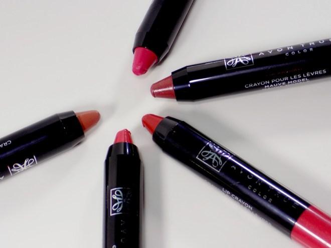 Avon True Color Lip Crayons 1