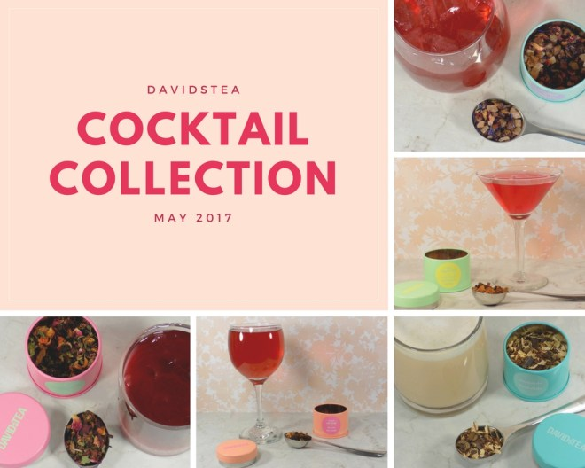 DavidsTea Cocktail Collection - All Drinks