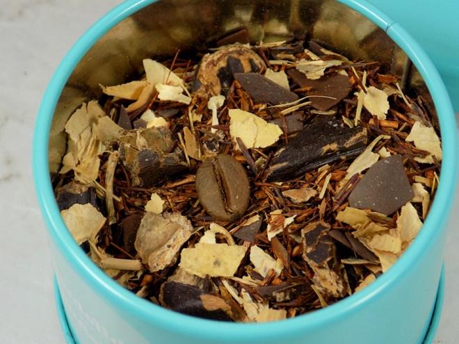 DavidsTea Mudslide Tea Review - 2017 Davids Tea Cocktail Collection Tea Review - Loose Tea