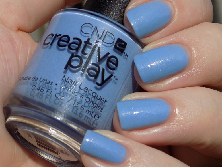CND Creative Play Sky-mazing from Sunset Bash Collection - Swatch - Sunlight