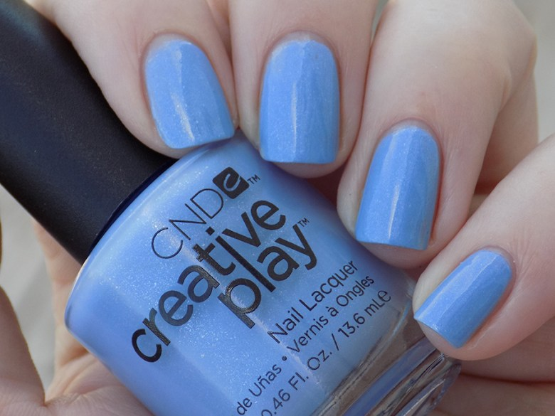 CND Creative Play Skymazing from Sunset Bash Collection - Swatch - Shade