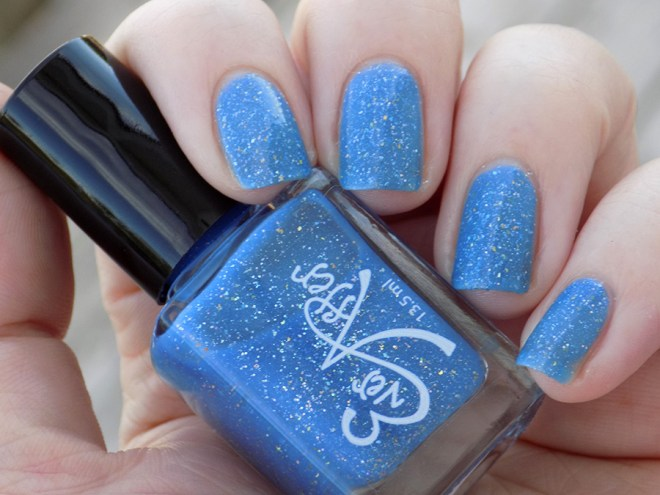 Ever After Polish Diamonds Are Forever Swatch Shade - Indie Expo Canada Limited Edition VIP Polish
