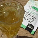 Tealish Lavender Mint Iced Tea Loose Tea - Brewed