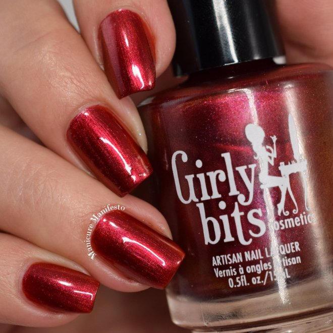 The Red Rocket by Girly Bits - Indie Expo Canada Exclusive