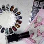 Moyra Sounds of Your World 108 Stamping Plate Swatches