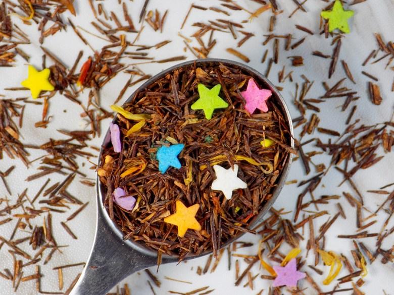 Tickled Tea Vanilla Cupcake Tea Review - Loose Tea