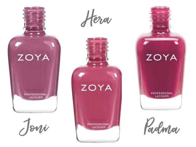 Zoya Sophisticates Joni - Hera - Padma