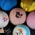 Burlap & Twine Bath Bombs - All Types
