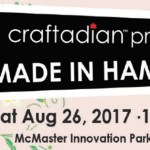 Craftadian Made In Hamilton Fall 2017 Show