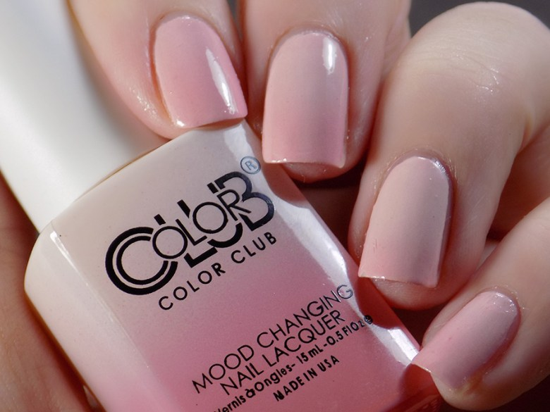 Color Club Mood Changing Polish - Old Soul - Cold State