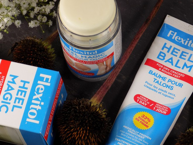 Flexitol Heel Balm vs Heel Magic - Which Is More Moisturizing
