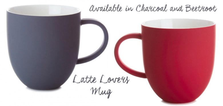 Latte Mugs From DAVIDsTEA Chai Collection 2017