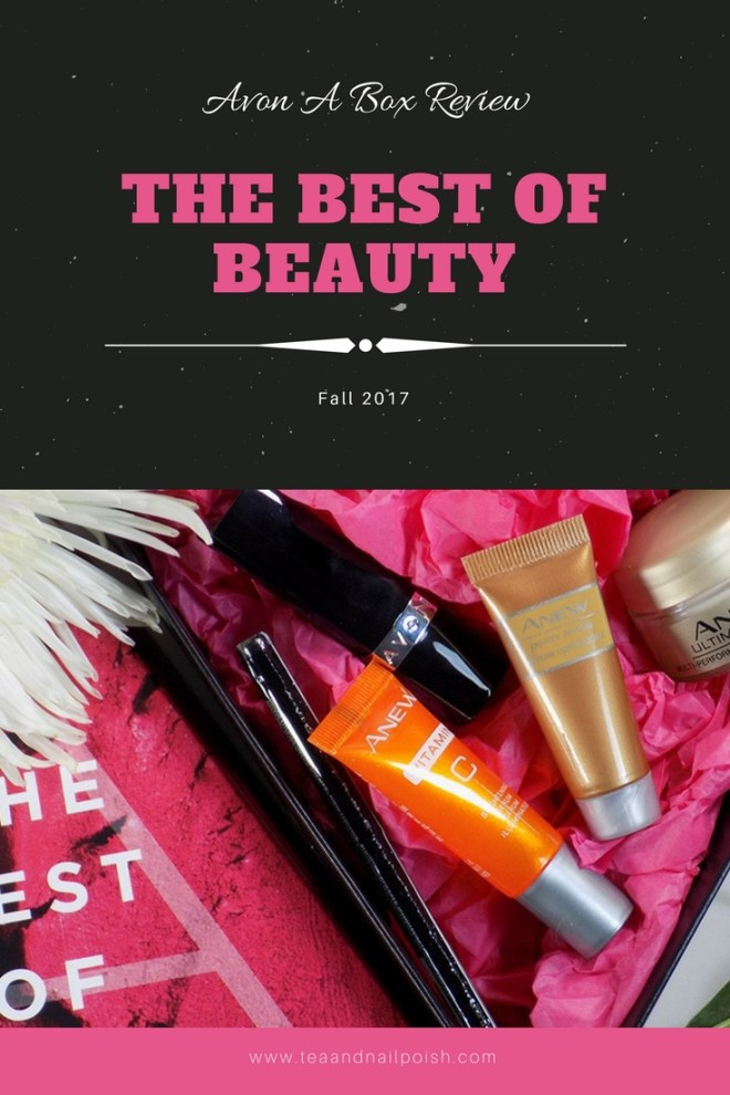 Avon A Bos - The Best of Beauty ABox - Avon's Bestsellers