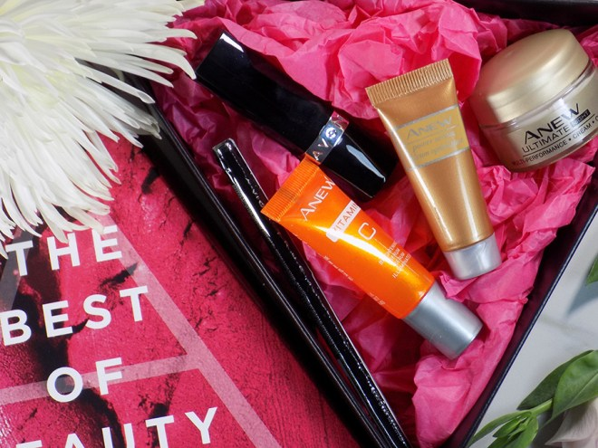 Avon A Box The Best of Beauty Fall 2017
