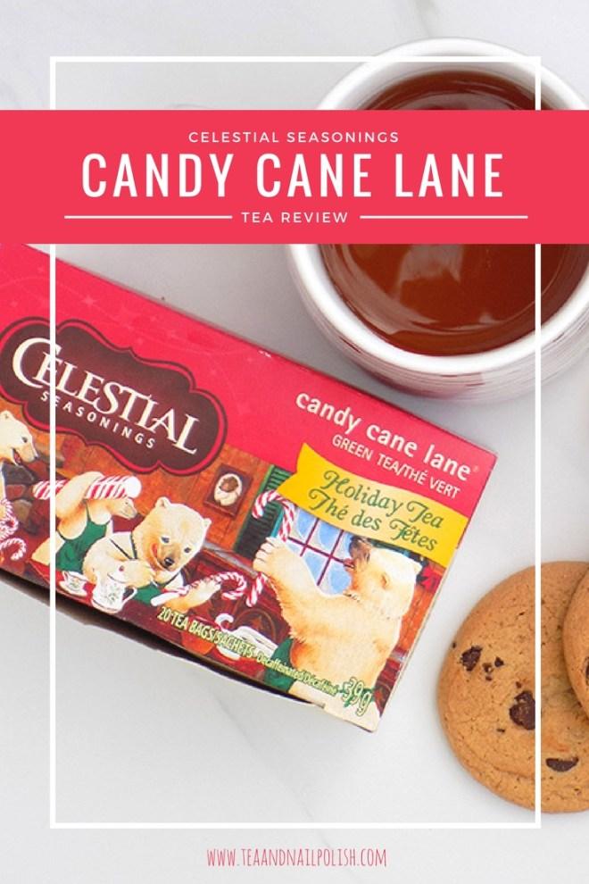 Celestial Seasonings Candy Cane Lane Holiday Tea Reviews
