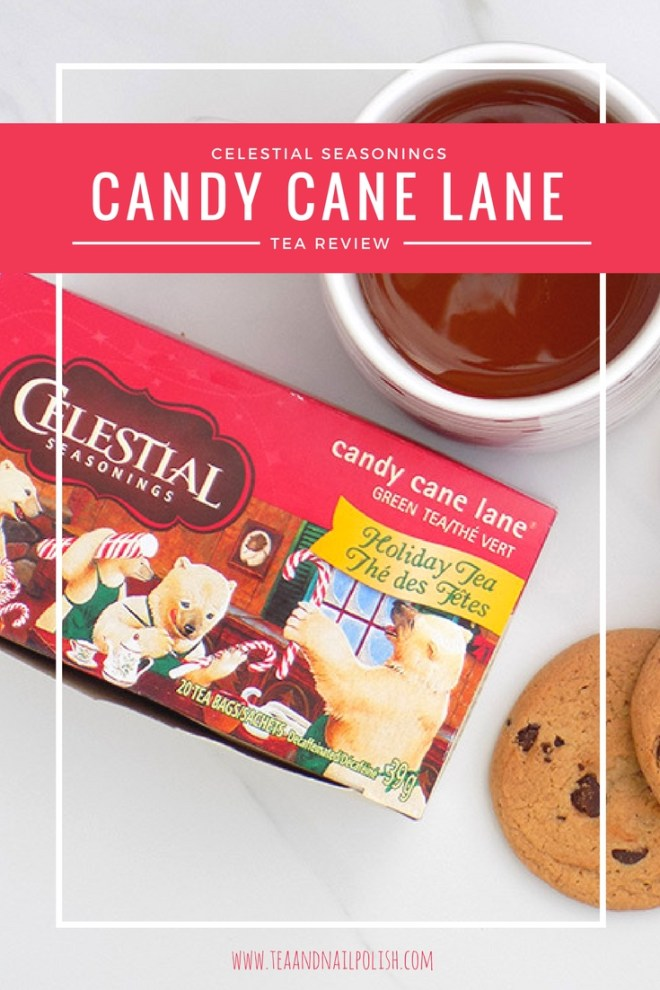 Celestial Seasonings Candy Cane Lane Holiday Tea Reviews