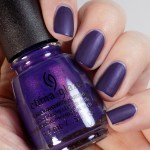China Glaze Crown For Whatever Swatches & Review