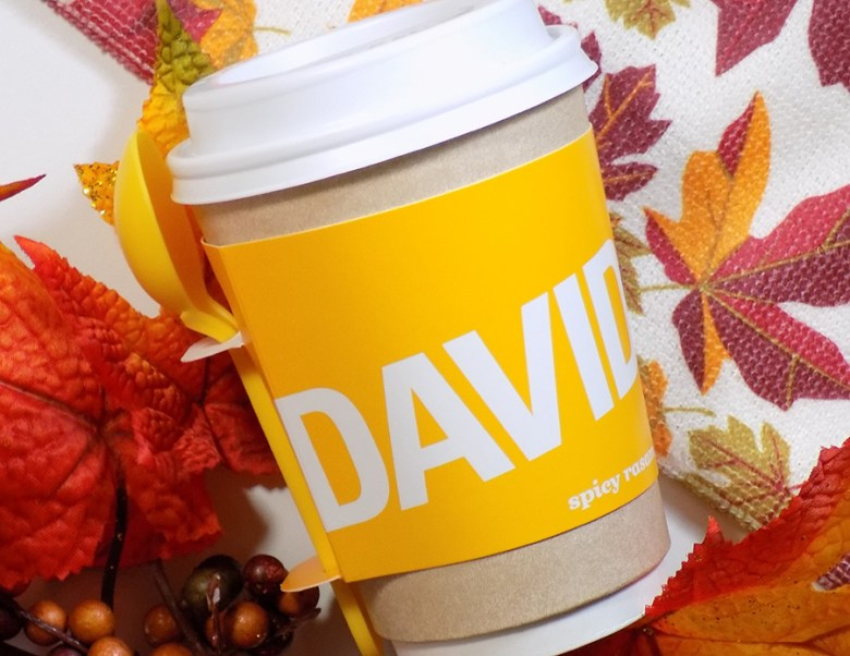 DAVIDsTEA Spicy Rasam Soup Tea Review - To Go Cup Packaging