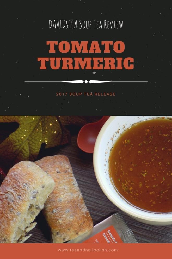 Davidstea Tomato Turmeric Soup Tea Reviews