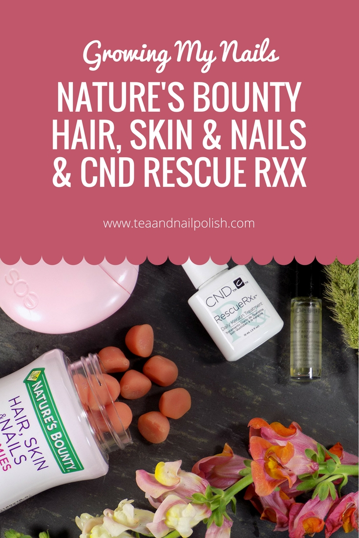 Nature S Bounty Hair Skin And Nails Side Effects