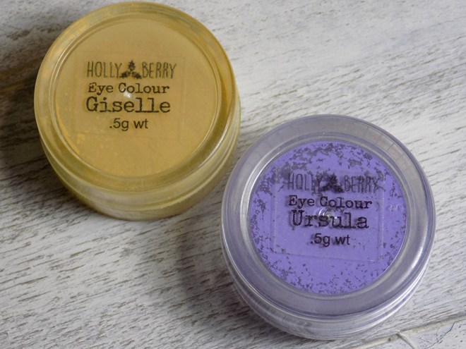 Craftadian Mississauga Holiday Market 2017 - Holly Berry Mineral Makeup