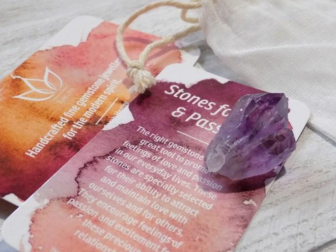 Craftadian Mississauga Holiday Market 2017 - Luxe Zen Energy Stone