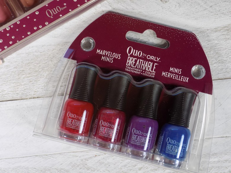 Quo Marvelous Minis Quo by Orly Breathable