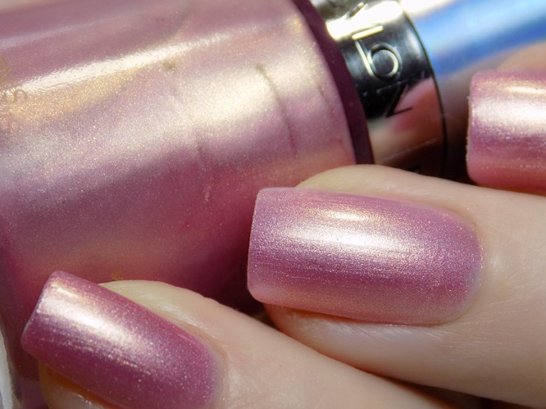 Revlon Blushing Holochromes Swatches and Review - Closeups