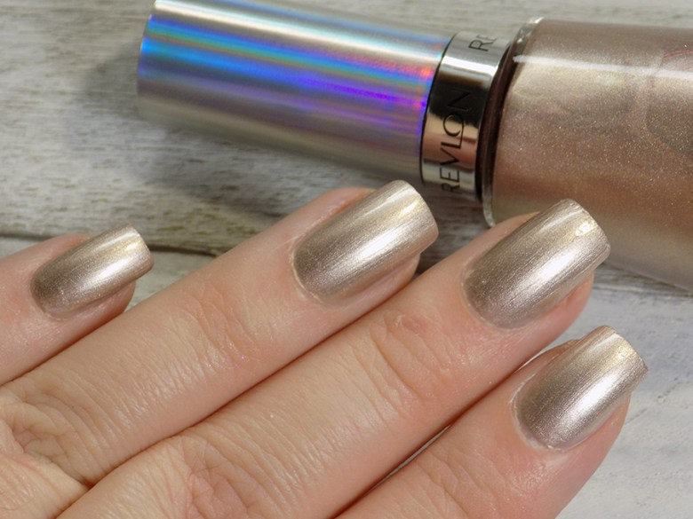Revlon Gilded Goddess Swatches Holochrome Collection
