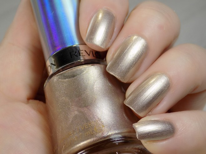 Revlon Gilded Goddess Swatches Reviews Holochrome Collection