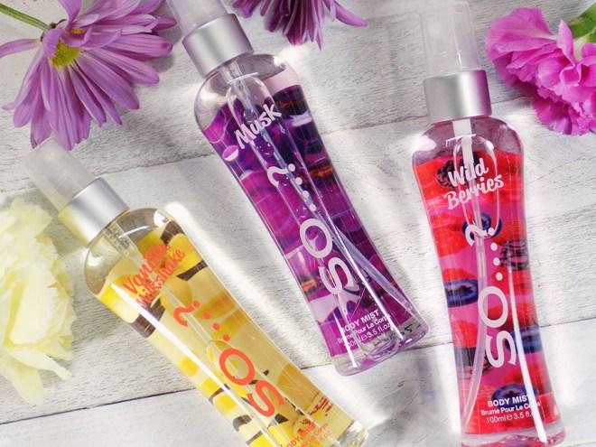So... Fragrance Body Mist Reviews