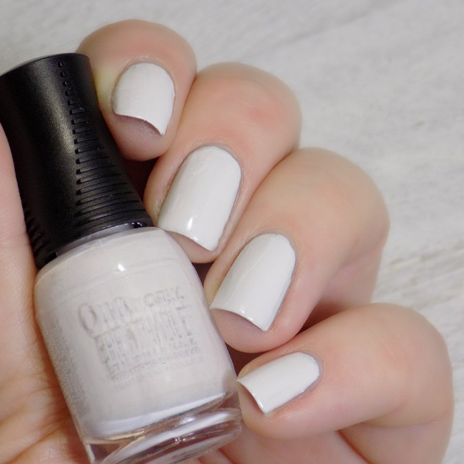 Quo by Orly Barely There - Day 5