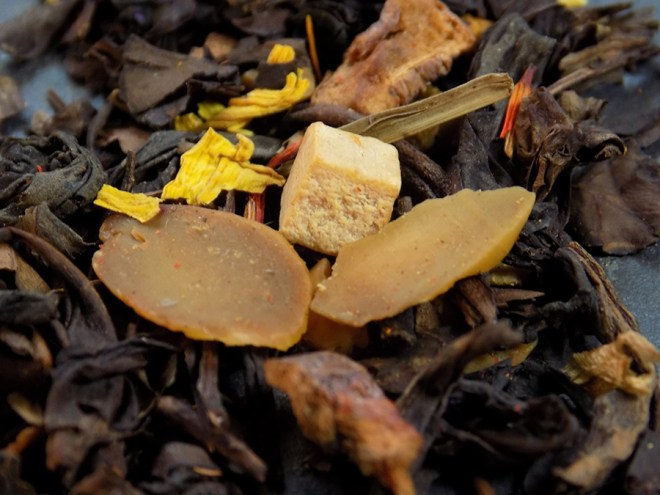 Citizen Tea Creamy Nut Oolong Loose Tea Review