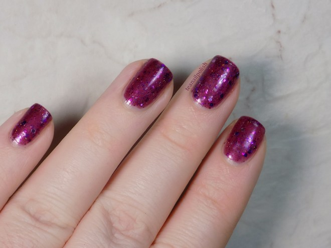 My Indie Polish Haunter Swatch and Review