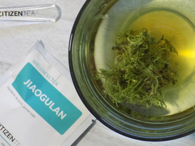 Citizen Tea Jiaogulan Tea Review - 6 minute steep