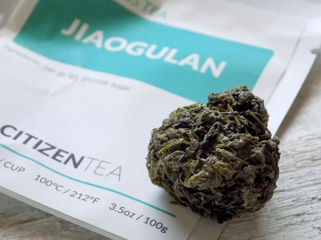 Citizen Tea Jiaogulan Tea Reviews