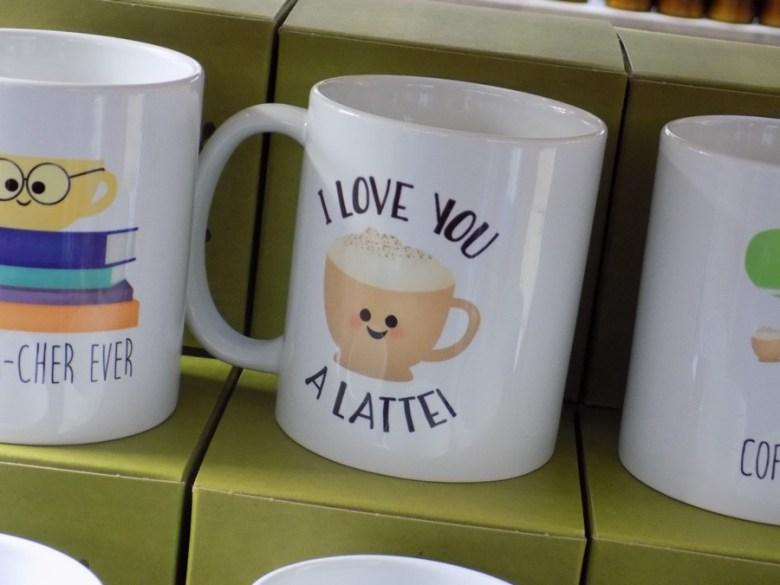 A Little Leafy Mugs at Craftadian