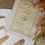 THEFACESHOP Rich Hand V Hand Mask Review