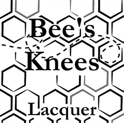 Bees Knees Lacquer Logo