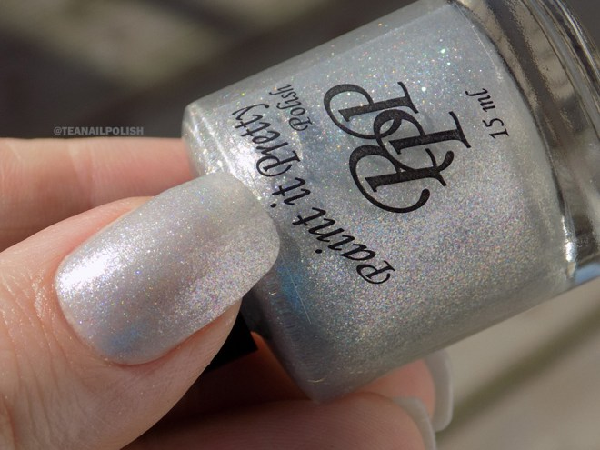 Paint It Pretty Bling Up Your Life at IEC - Limited Edition Indie Expo Canada 2018 Shade - Bottle Thumb
